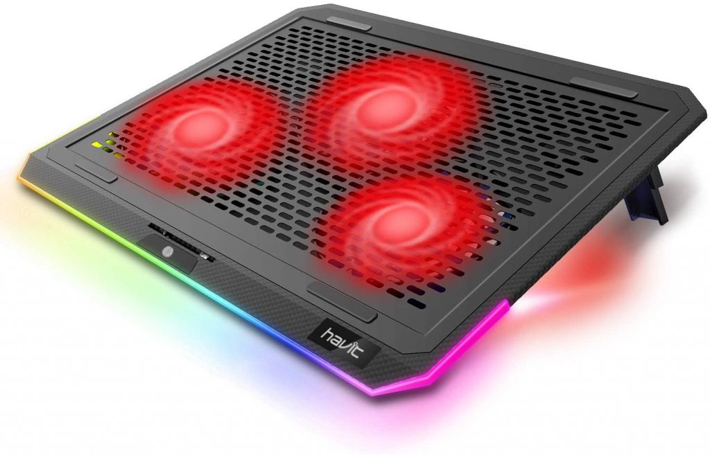 Havit rgb cooling pad